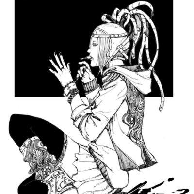 Uchida manga