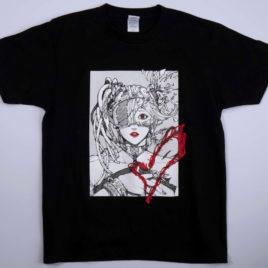 Cyber Face T-shirt