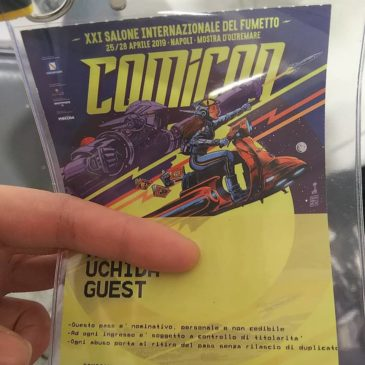 napoli-comicon guestcard