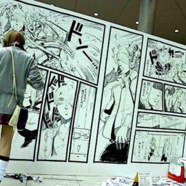 """Alt=""""Uchida live paint"""""""