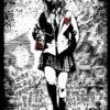 Gas Mask Schoolgirl