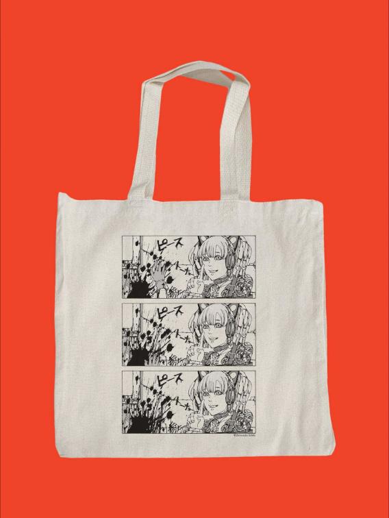Peace Tokyo Tote Bag